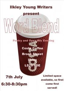 Costa Coffee gig Ilkley